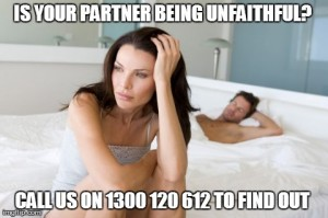 Cheating Partners